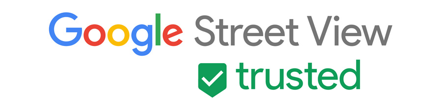 Google Street View Trusted fotograf