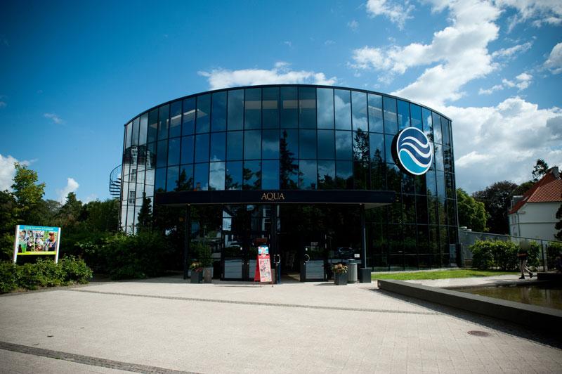 Skandinavisk Dyrepark eller Ree Park lovgivningsmæssige endetarmen
