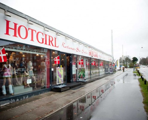 Danske escort piger jylland kendis porn