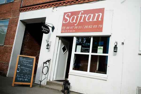 restaurant safran esbjerg